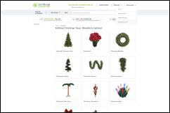artificialplantsandtrees.com/christmas.html